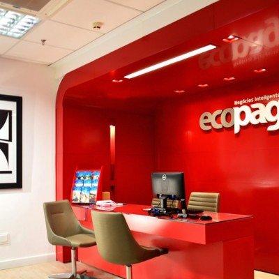 Pórtico da recepção - Ecopag