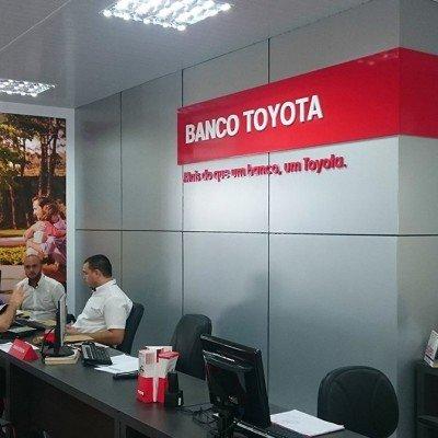 Personalização de atendimento - Banco Toyota
