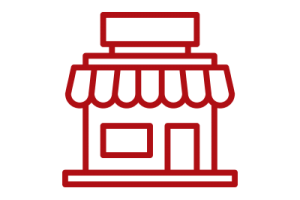Lojas e Quiosques